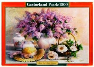 Пазл Цветы Живопись 1000 элементов Castorland