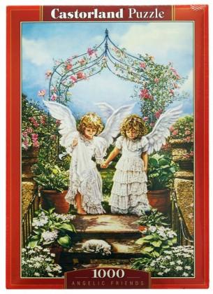 Пазл Друзья - Ангелы 1000 элементов Castorland