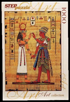 Пазл Египетский папирус 1000 элементов Step Puzzle