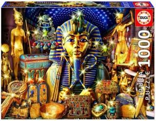 Пазл Сокровища Египта Educa