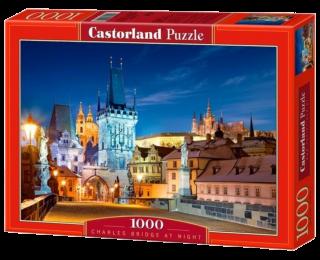 Пазл Карлов мост 1000 элементов Castorland