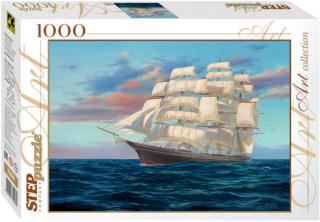 Пазл Корабль 1000 элементов Step Puzzle