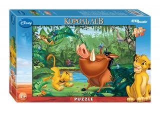Пазл Король Лев 360 элементов Step Puzzle
