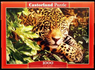 Пазл Леопард 1000 элементов Castorland