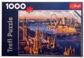 Пазл Лондон 1000 элементов Trefl