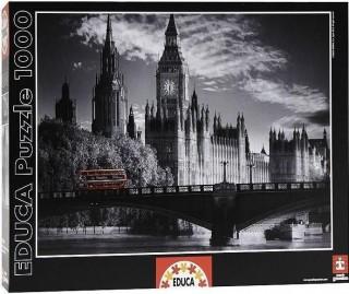 Пазл Лондонский автобус Educa