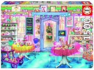Пазл Магазин сладостей Educa