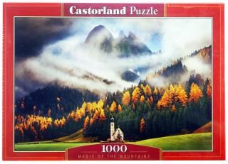 Пазл Магия Гор 1000 элементов Castorland