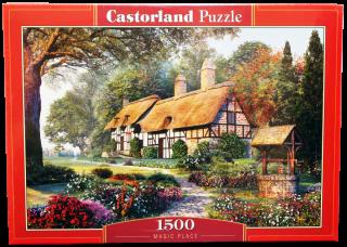 Пазл Волшебный дом 1500 элементов Castorland