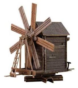 Ветряная Мельница (Кижи) Умная бумага