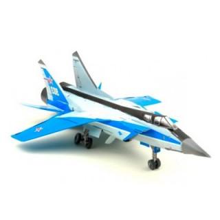 Истребитель МИГ 31 Умная бумага