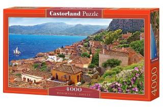 Пазл Греция 4000 элементов Castorland