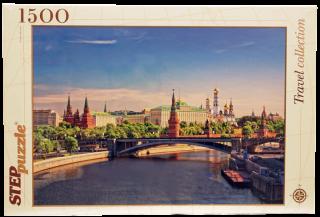 Пазл Москва Кремль 1500 элементов Step Puzzle