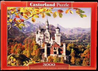 Пазл Бавария 3000 элементов Castorland