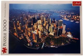 Пазл Нью Йорк 1000 элементов Trefl