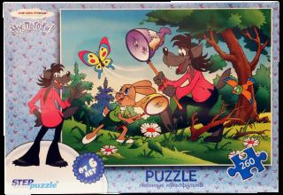 Пазл Ну, погоди! 260 элементов Step Puzzle