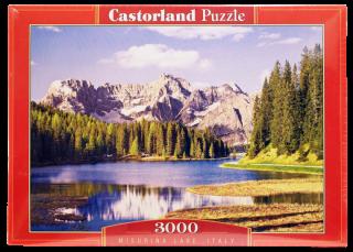 Пазл Озеро Италия 3000 элементов Castorland