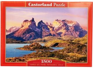 Пазл Чили 1500 элементов Castorland