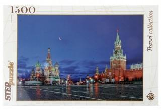Пазл Москва Красная площадь 1500 элементов Step Puzzle