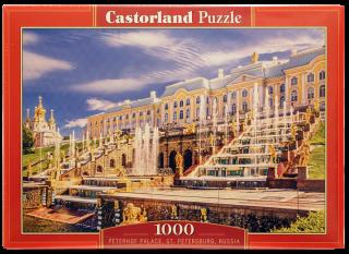 Пазл Петергоф 1000 элементов Castorland