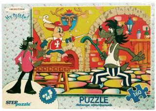 Пазл Ну,погоди! 160 элементов Step Puzzle