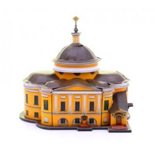 Покровский храм Умная бумага