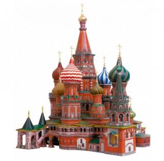 Покровский Собор Храм Василия Блаженного Умная бумага