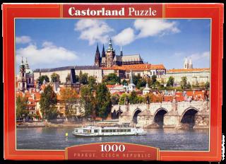 Пазл Прага Чехия 1000 элементов Castorland
