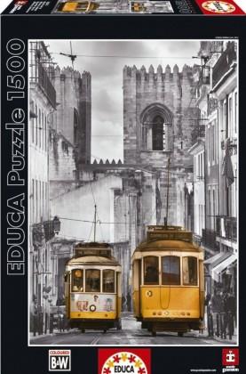 Пазл Район Альфама, Лиссабон Educa