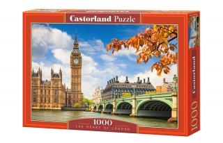 Пазл Сердце Лондона 1000 элементов Castorland