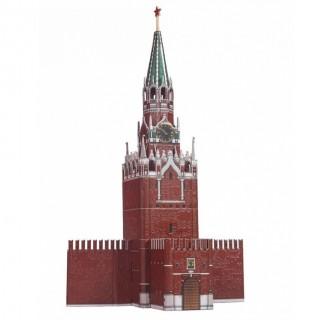 Спасская башня Умная бумага