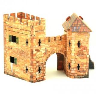 Старые ворота Умная бумага
