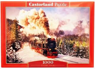 Пазл Паровоз 1000 элементов Castorland