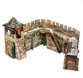 Крепостная стена Умная бумага