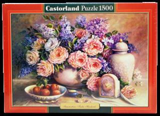 Пазл Летнее время 1500 элементов Castorland