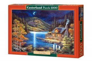 Пазл Лунный свет 1000 элементов Castorland