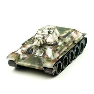 Танк Т-34 образца 1941 г Умная бумага
