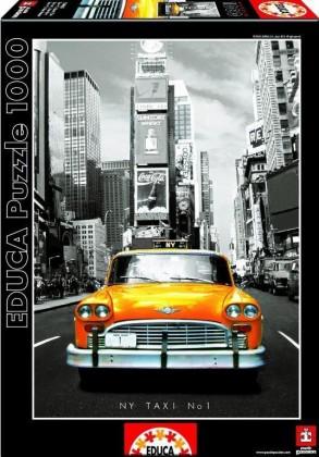 Пазл Такси, Нью-Йорк Educa