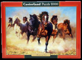 Пазл Гром и пыль 1000 элементов Castorland