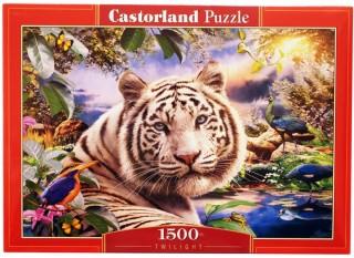 Пазл Тигр 1500 элементов Castorland
