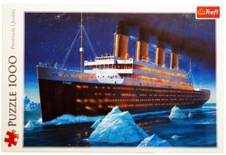 Пазл Титаник 1000 элементов Trefl