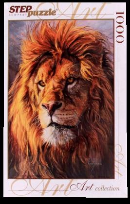 Пазл Царь зверей 1000 элементов Step Puzzle