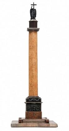 Александровская колонна Умная бумага