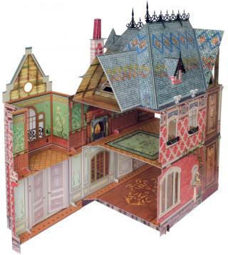 Кукольный дом 2 большой