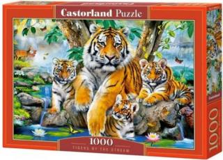 Тигры у ручья 1000 элементов
