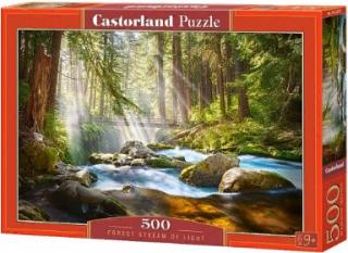 Пазл «Лесной ручей» 500 элементов