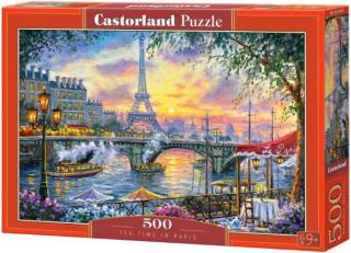 Пазл «Париж» 500 элементов