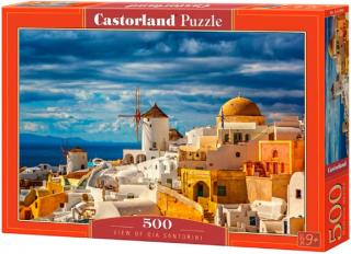 Пазл «Вид Санторини» 500 элементов