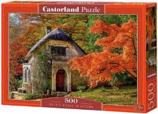 Пазл «Готический дом» 500 элементов