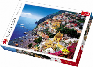 Пазл «Позитано, Италия» 500 элементов
